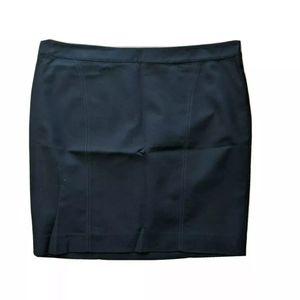Old Navy Plus Size Black Pencil Skirt - Size 22